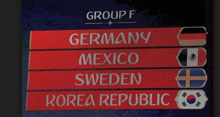 Mondiale Russia Calendario.Mondiali Russia 2018 Gruppo F Il Calendario Date Orari E