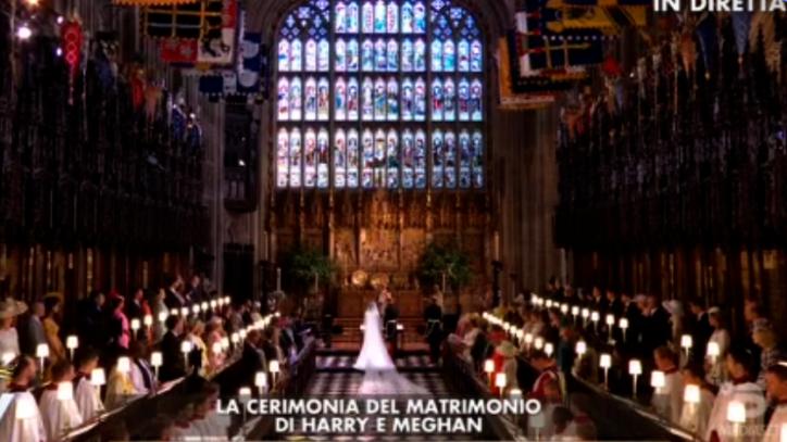 Matrimonio Harry In Chiesa : Harry e meghan matrimonio minuto per minuto: è il giorno del royal