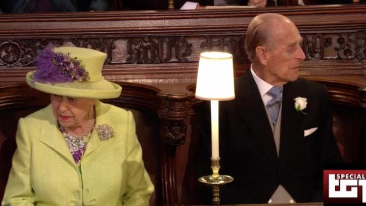 Matrimonio Harry In Chiesa : Al matrimonio di harry e meghan la regina elisabetta esprime il suo