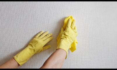 rimuovere la tintura per capelli sulle pareti