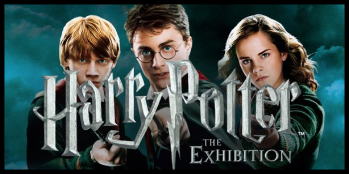 Harry Potter: The Exhibition a Milano info
