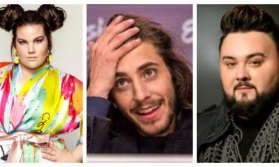 eurovision 2018, netta e houdek rispondono a sobral