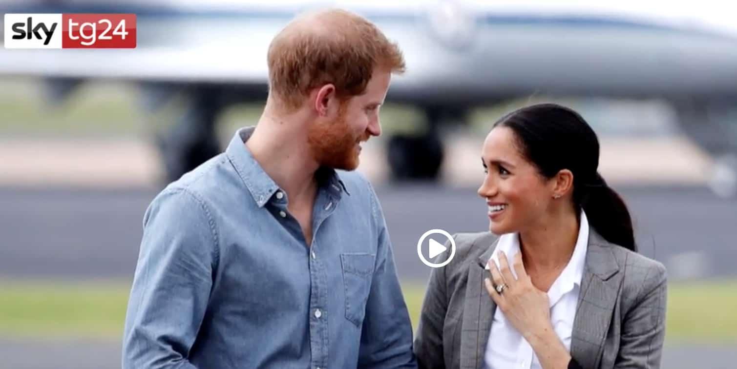 George e Charlotte, reso noto il trucco che li ha resi paggetti perfetti al royal wedding (Foto)