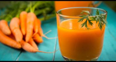 estratto abbronzante carota, pesca e melone