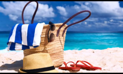 organizzare borsa da spiaggia