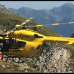 Belluno, turista inglese si lancia con tuta alare dalla cima di un monte e muore