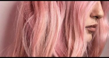 come ottenere capelli rosa perfetti