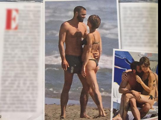 Alessandra Amoroso paparazzata al mare con il suo fidanzato ma c'è anche Pablo (Foto)