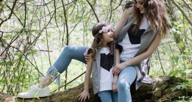 abiti mamma e figlia