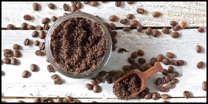 ricetta scrub al caffè anticellulite