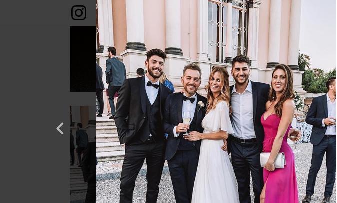 Matrimonio Daniele Bossari e Filippa: invasione di ex gieffini vip alle nozze (FOTO)
