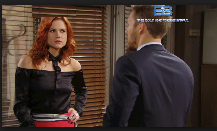 Beautiful anticipazioni: Sally e Liam pericolosamente vicini, succederà qualcosa?