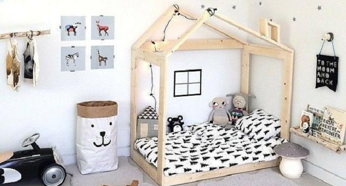 Letti montessoriani, tutti i vantaggi di sceglierli per la camera dei bambini