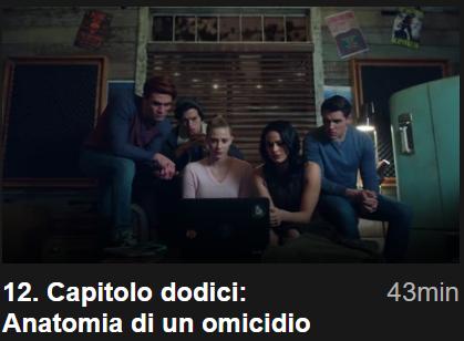 Riverdale serie tv su Netflix: trama completa 13 episodi e recensione