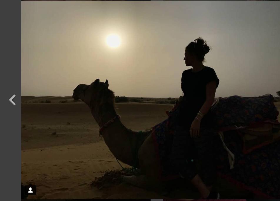 Filippo Contri e Lucia Orlando continuano il loro viaggio in India (FOTO)