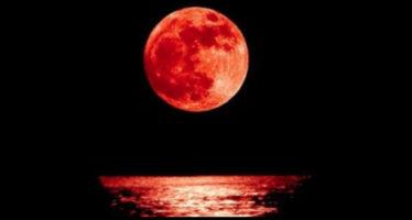 luna rossa venerdì 27 luglio