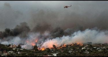 incendi grecia, bilancio vittime