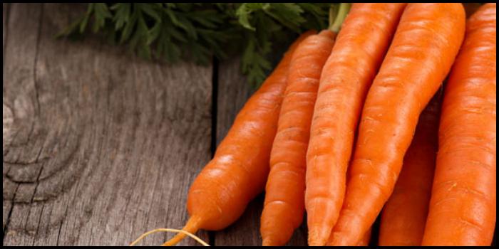 dieta della carota per dimagrire