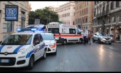 roma, ragazza di 22 anni muore travolta da un pullman