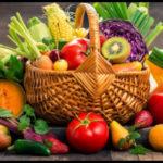 estate, alimentazione sana da seguire