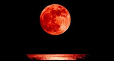 luna di sangue, quando e dove avverrà l'eclissi
