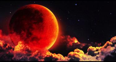luna di sangue miti e leggende
