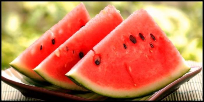 dieta dell'anguria, come funziona