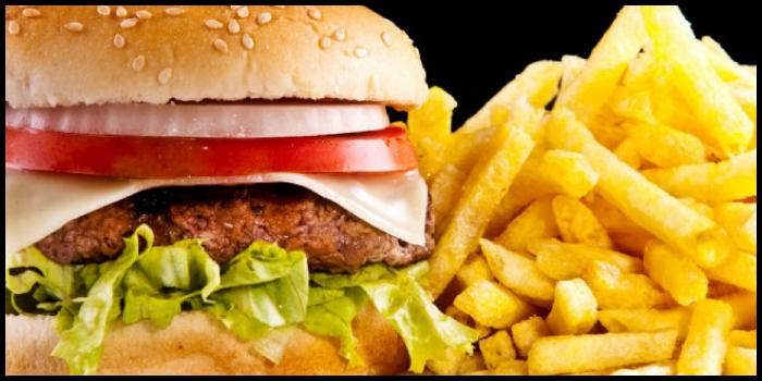 fast food pericolosi per la salute