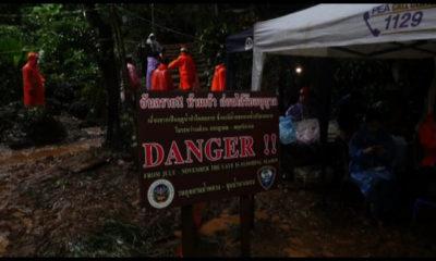 bambini bloccati nella grotta in Thailandia, soccorritore muore