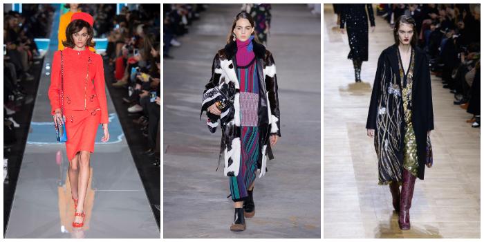 le tendenze moda autunno inverno 2018-19