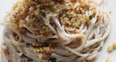 spaghetti con ricotta
