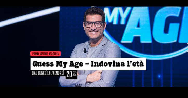 Guess my age   Diretta puntata 27 agosto 2018