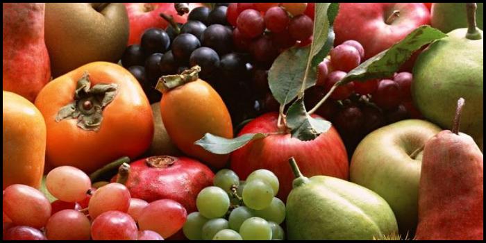settembre, frutta e verdura di stagione