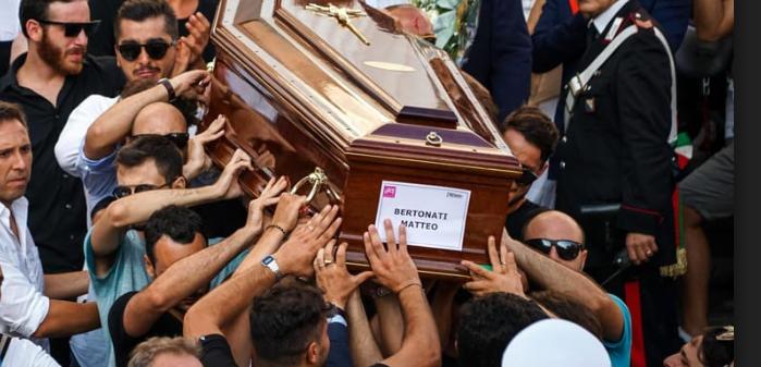 """La dolce lettera di Leri, sorella di Matteo Bertonati morto nel crollo del Ponte Morandi: """"La giustizia non la voglio"""""""