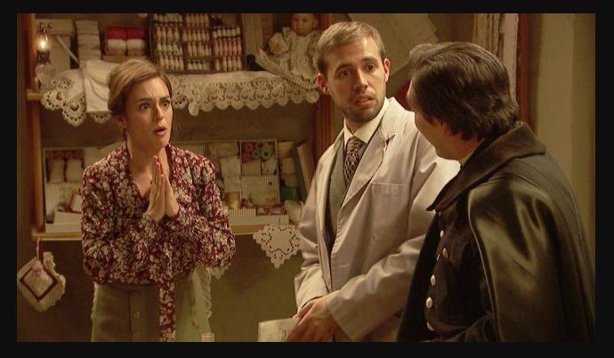 Il segreto anticipazioni: Julieta si fida di suo padre, fa bene? Andrà via con lui?