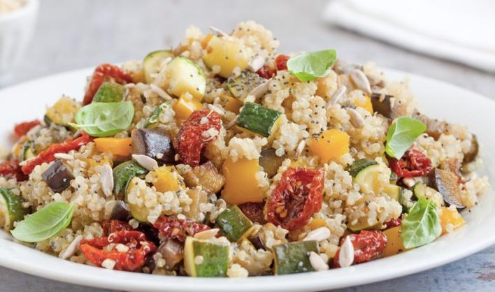 ricetta quinoa