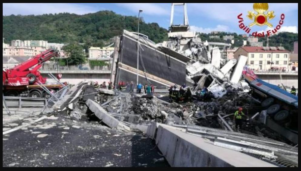 Disastro di Genova, recuperati altri tre corpi: un'altra famiglia distrutta