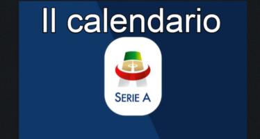 Calendario Serie A 19 20 Seconda Giornata.Serie A Ultime Notizie Flash