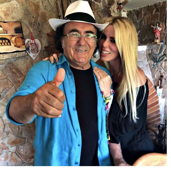 Loredana Lecciso è con Al Bano a Cellino ma in realtà al suo posto c'è Romina Power (Foto)