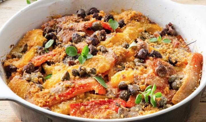 La ricetta dei peperoni in crosta da fare subito