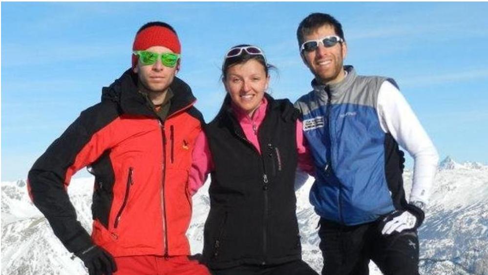 Sono morti i tre alpinisti dispersi sul Monte Bianco: la storia di Luca, Alessandro ed Elisa