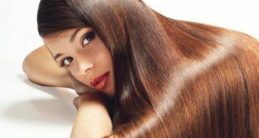fare i capelli lisci senza la piastra