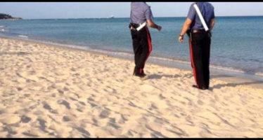 trovato teschio sulla spiaggia san rossore a pisa
