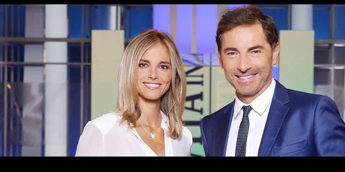 Francesca Fialdini e Marco Liorni hanno litigato? La risposta della conduttrice