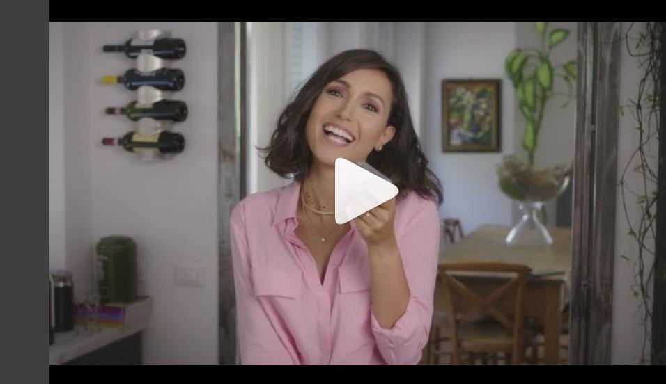 Caterina Balivo e il promo di Vieni da me: si parte il 10 settembre su Rai 1 (VIDEO)