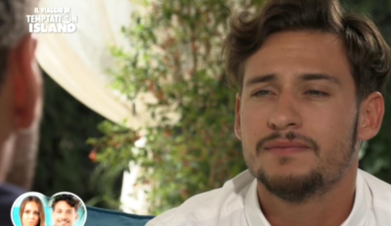 Temptation Island e poi…Gianpaolo fa una dedica a Martina e lei risponde sui social