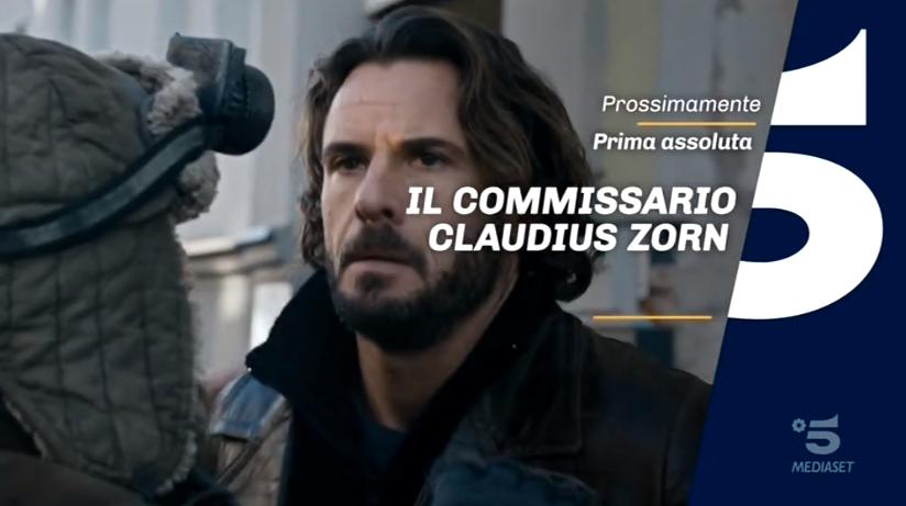 Il commissario Claudius Zorn sbarca su Canale 5: una serie tedesca in prima serata