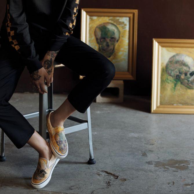 Vans e Van Gogh si uniscono per una grandiosa collezione: l'arte dell'800 incontra la moda di oggi