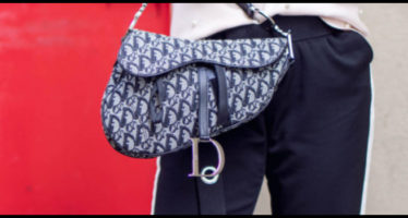 saddle bag di dior, tendenze autunno inverno 2018-19