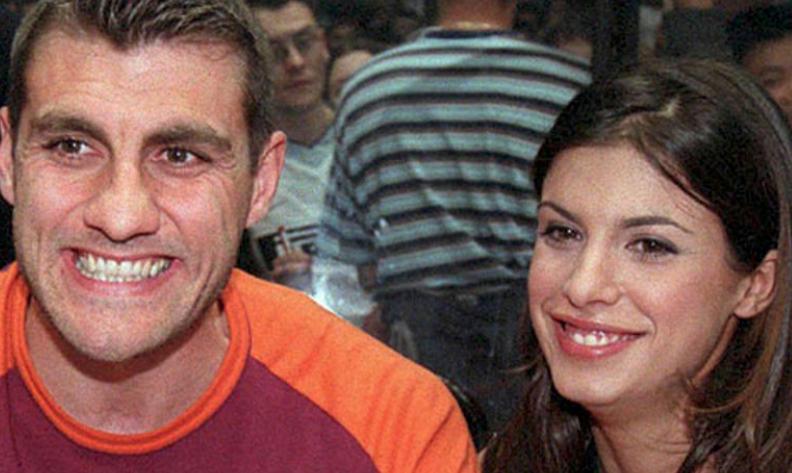 Elisabetta Canalis in lacrime al telefono con Bobo Vieri, forte il legame tra i due ex (Foto)